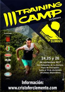 III Training Camp Cristofer Clemente
